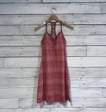 Prana Elixir Dress crushed cran