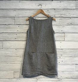 Tate Linen Pocket Dress