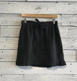 Bella Dahl Ruffle Hem Skirt