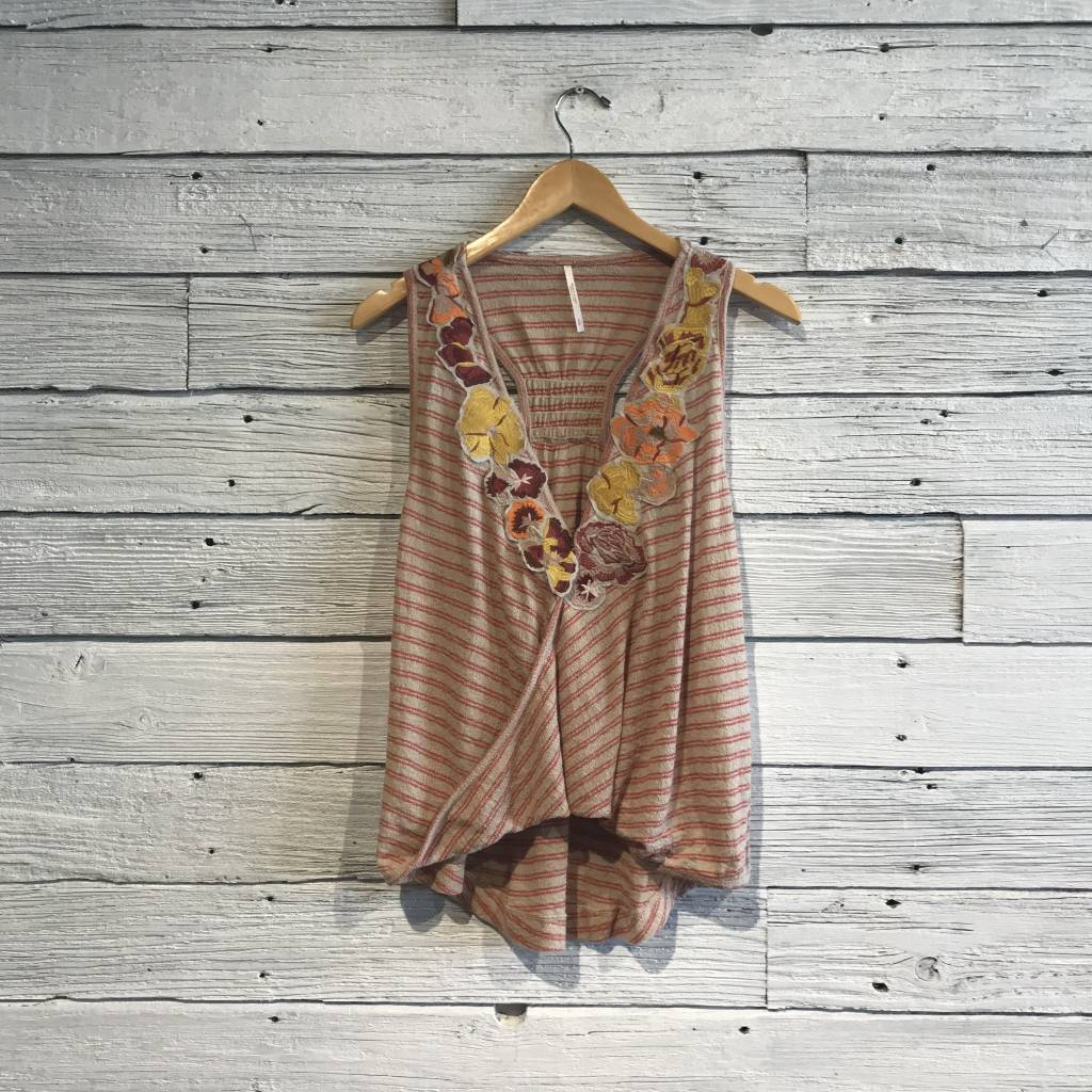 Free People Frida Tank neutral