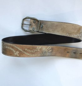 Mohawk tan Belt