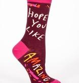 hope you like amazing Crew Sock