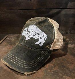 Buffalo Gal Trucker Hat