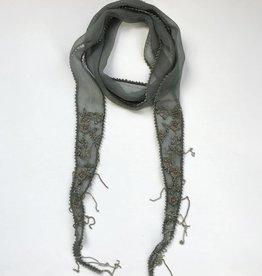 Julep skinny scarf