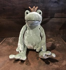 Frog prince by Jellycat