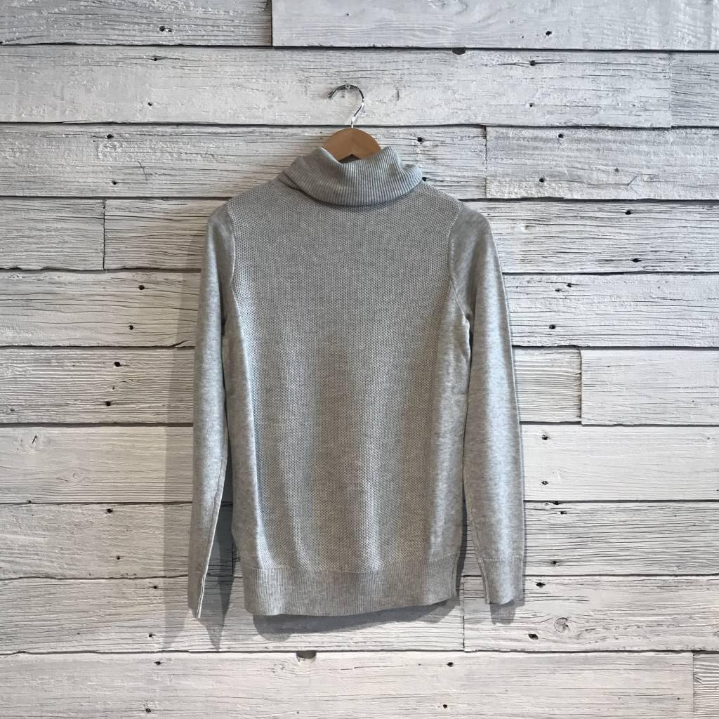 Lole Madge Sweater Light Grey Heather