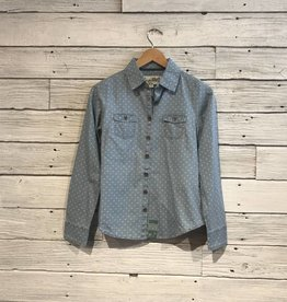 Aventura Emma Chambray Button Down