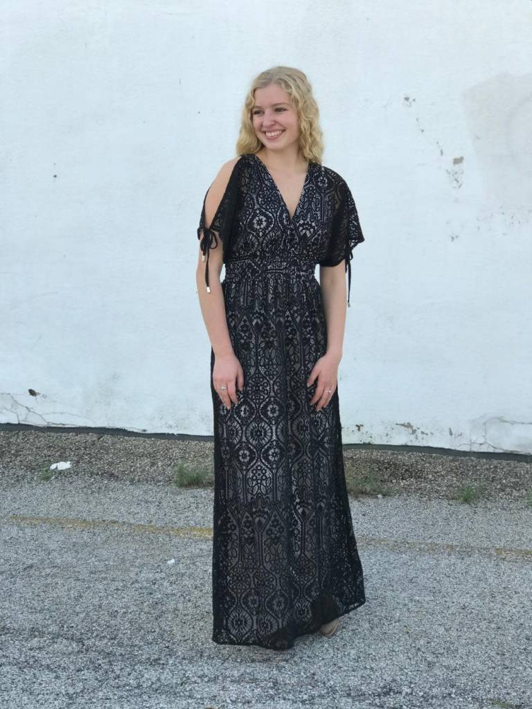 Cari Lace Dress