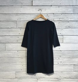 Nau Elementerry Boatneck Dress
