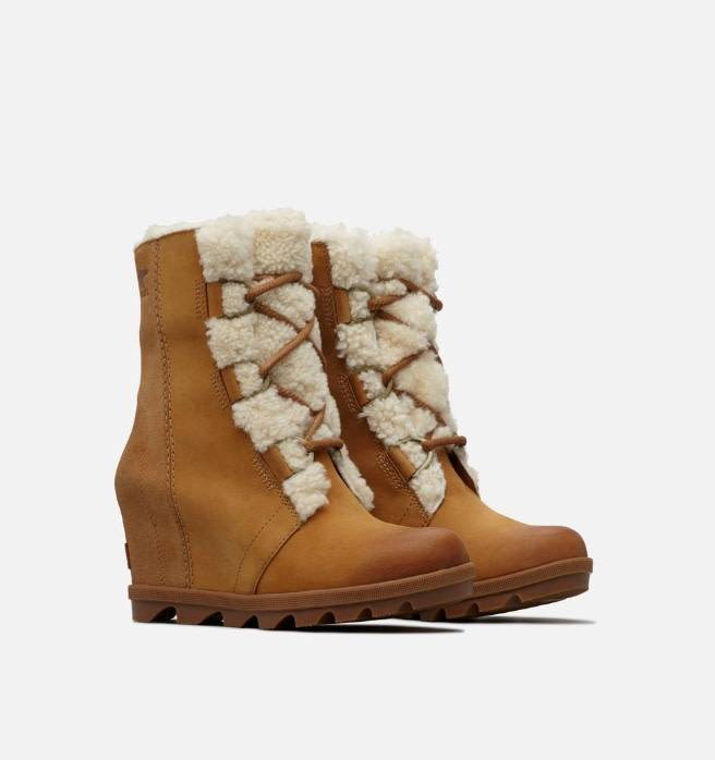 Sorel Joan of Arctic Wedge Shearling