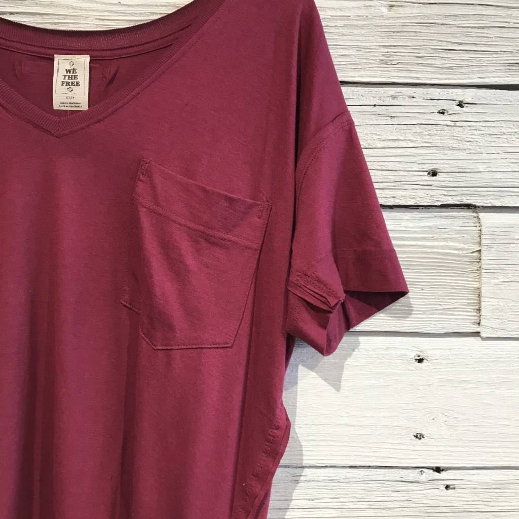 Free People Ronnie Tee