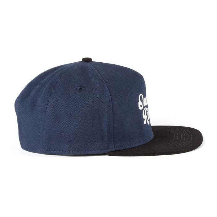 Outside By the River Cap Navy & Black