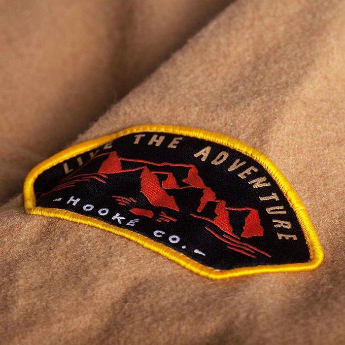 Mountain Jacket Camel