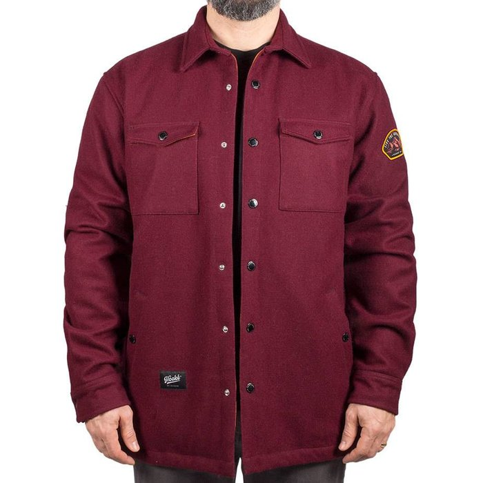 Mountain Jacket Burgundy