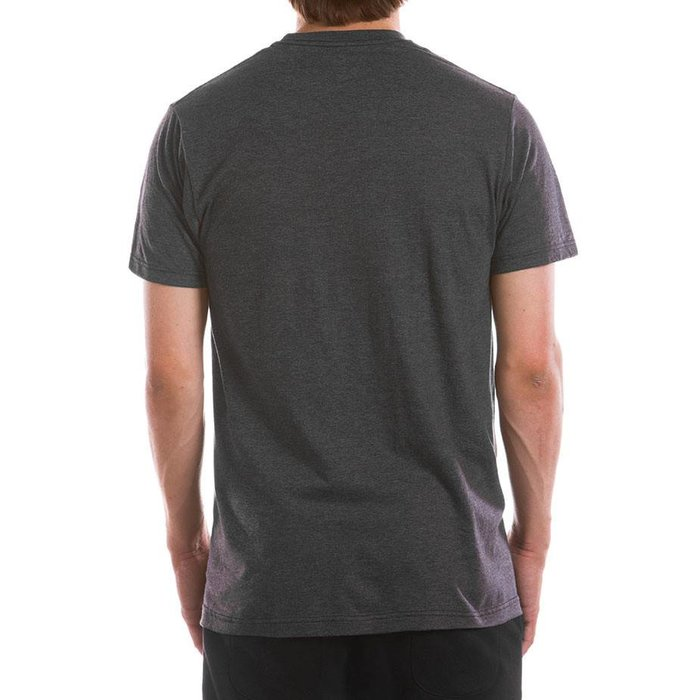Fly T-Shirt Heather Charcoal