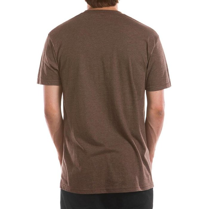 Original T-Shirt Heather Brown