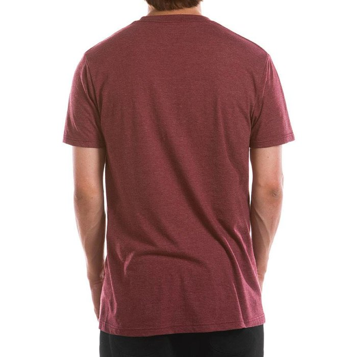 Original T-Shirt Heather Burgundy