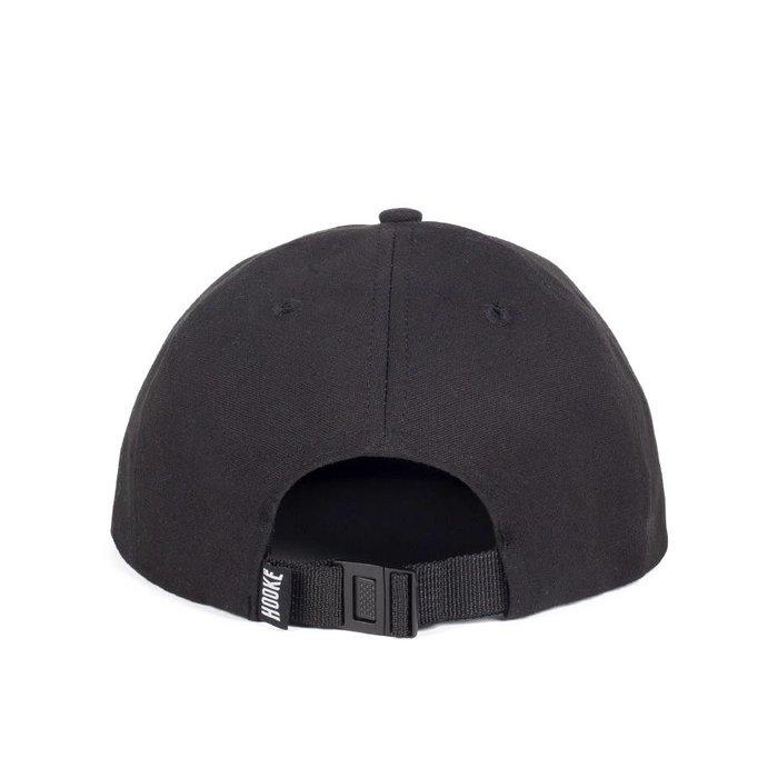 Hooké Clip Back Black