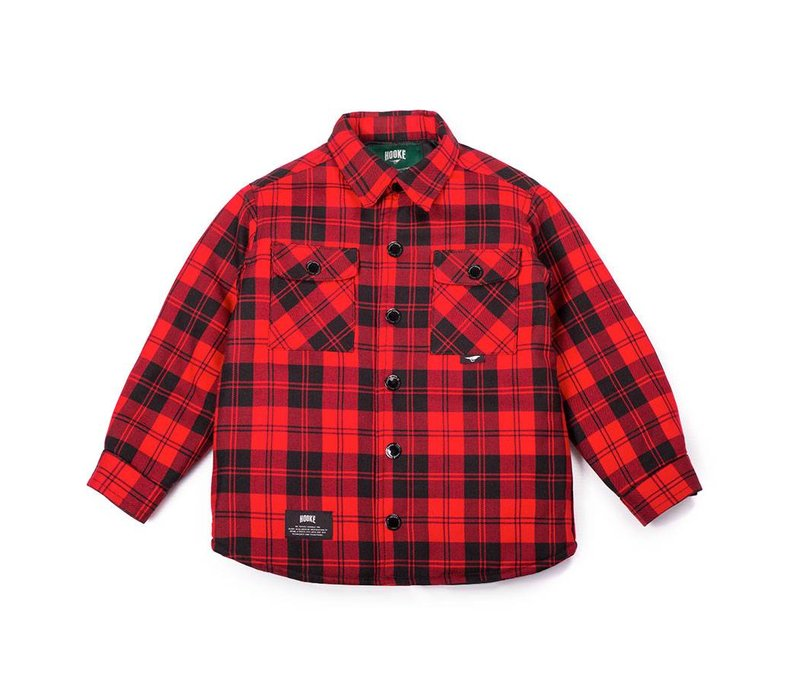 Handmade-Canadian Shirt for Kids