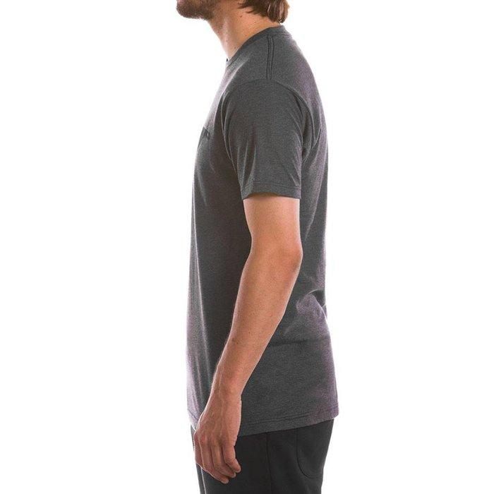 T-Shirt Fly Charbon Chiné