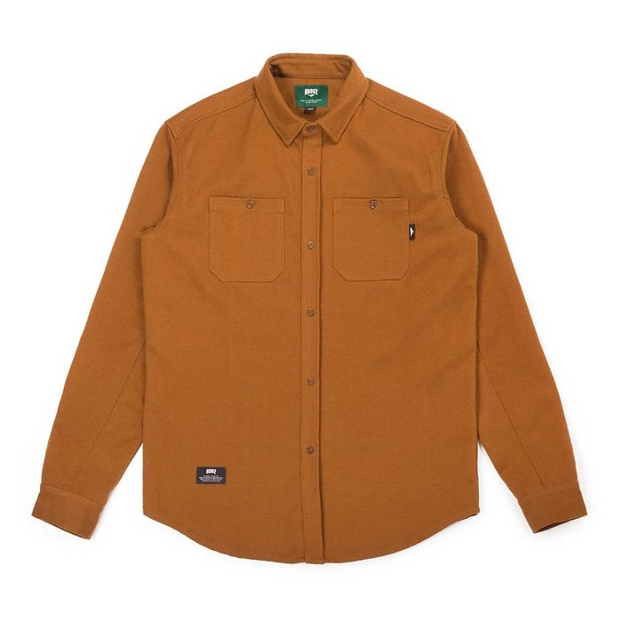 Mountain Shirt Camel