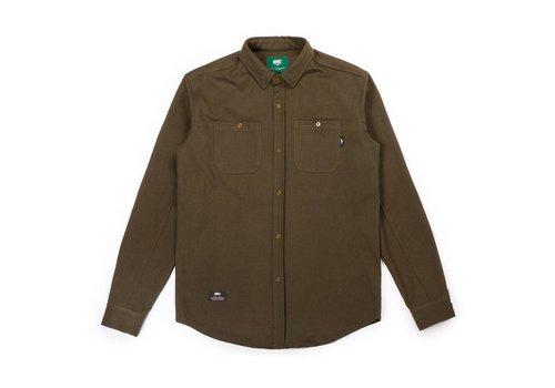 Mountain Shirt Military Green