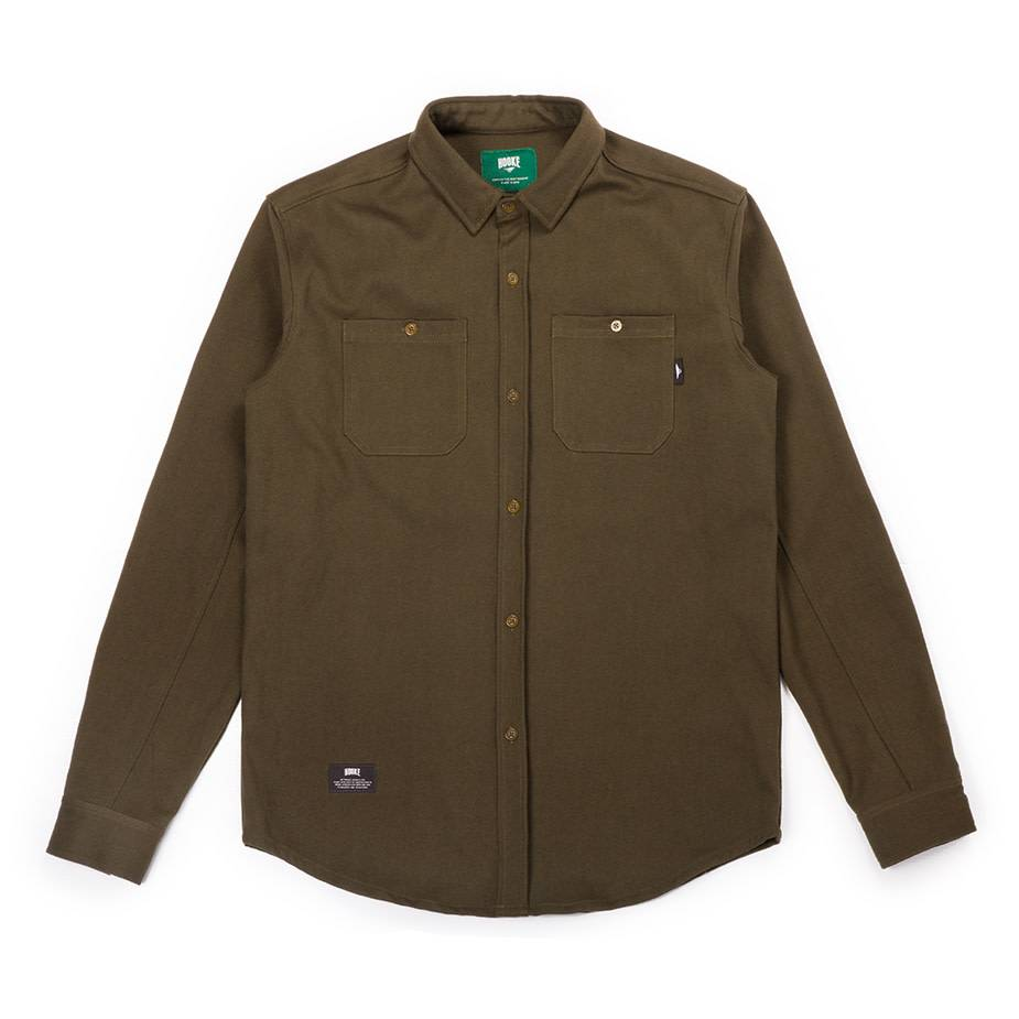 Mountain Shirt Military Green