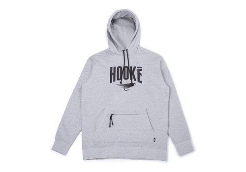 Hooké Original Hoodie Gris Chiné