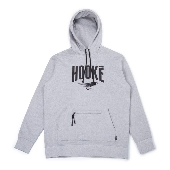 Hooké Original Hoodie Heather Grey