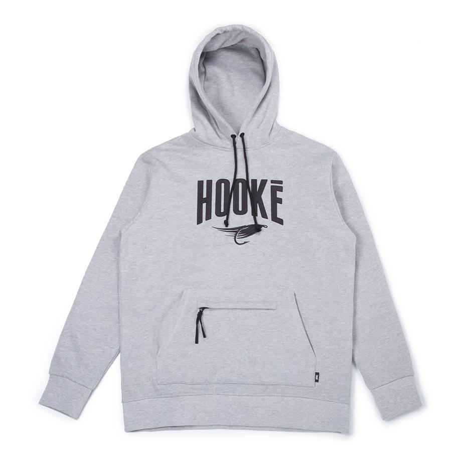 Hooké Original Hoodie Heather Grey