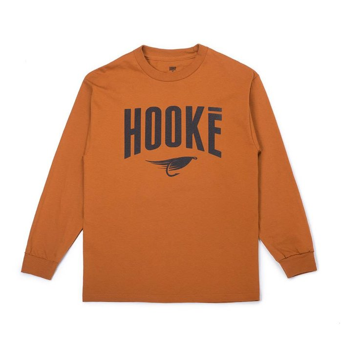 Original LS Tee Texas Orange