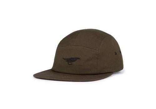 Chino Camper Hat Vert Kaki