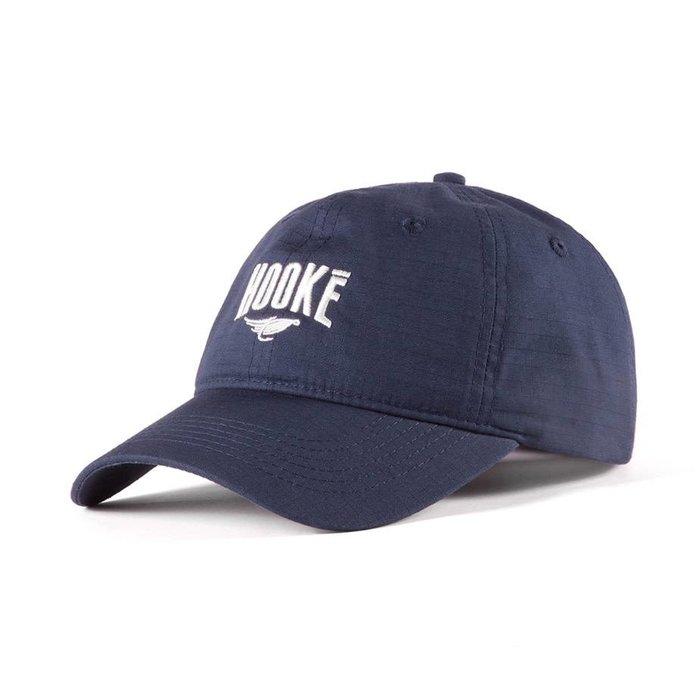 Hooké Ripstop Dad Hat Navy