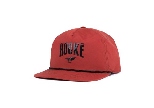 Nylon Strap Back Redwine