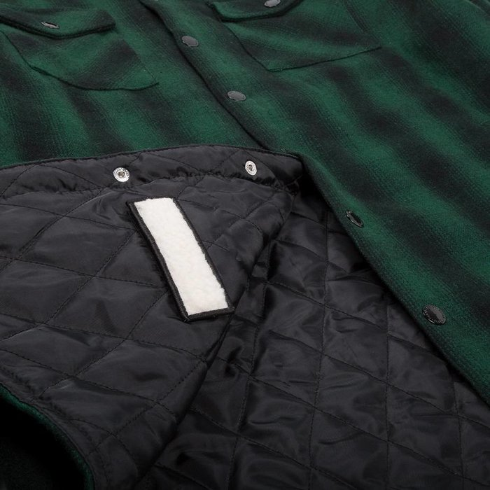 Canadian Insulated Jacket Forest Green
