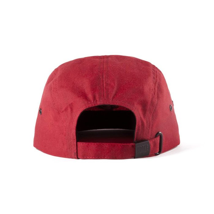 Waxed Camper Hat Red