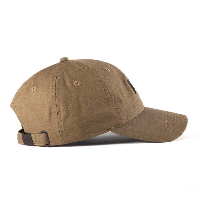 Hooké Ripstop Dad Hat Khaki