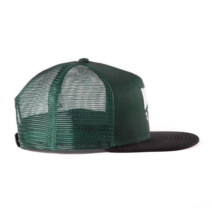 Fly Fishing Trucker Hat Vert Alpin