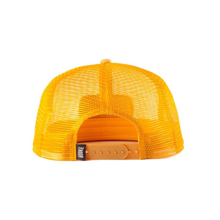 Mesh Trucker Hat Moutarde