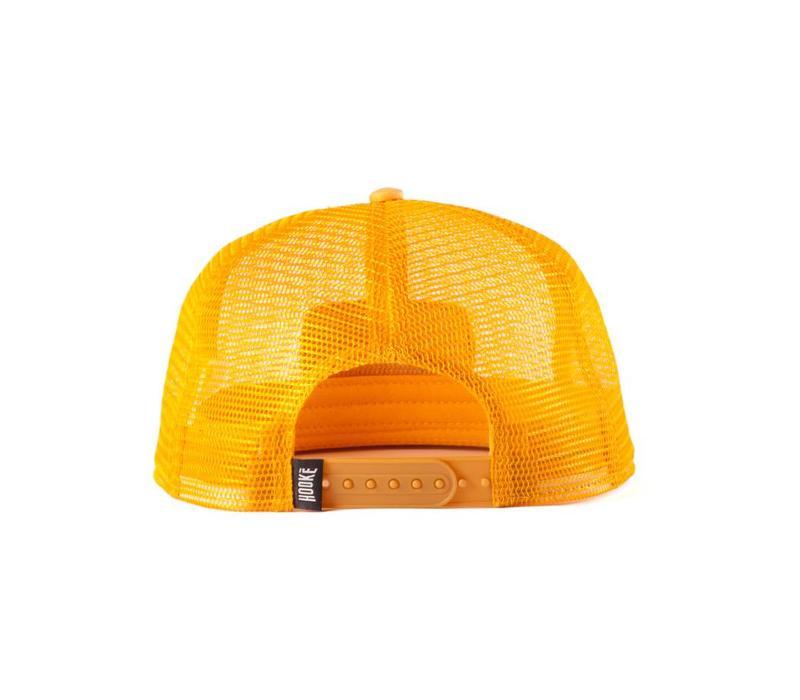 Mesh Trucker Hat Moutarde