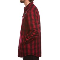 Canadian Insulated Jacket Red