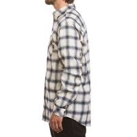 Adventure Shirt Off-White & Navy