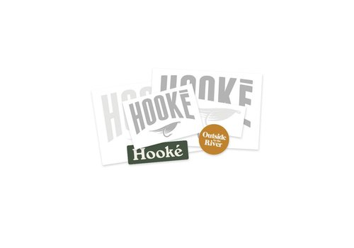 Hooké Sticker Pack