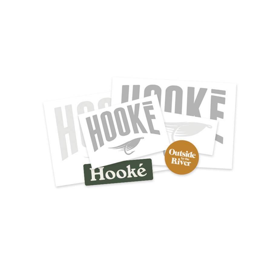 Hooké Sticker Pack