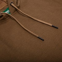 Poncho Hoodie Camel