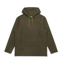 Poncho Hoodie Military Green