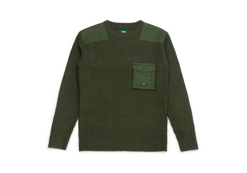 Wilderness Sweater Green