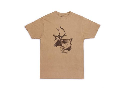 T-Shirt Caribou Sable
