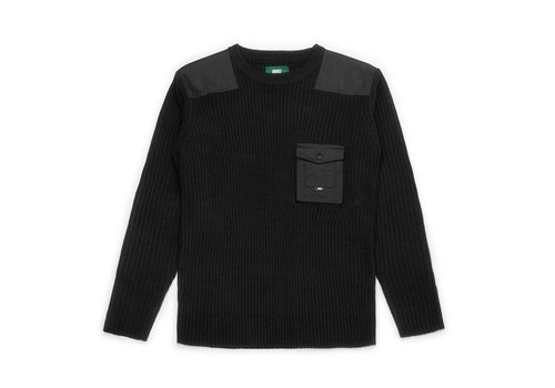 Wilderness Sweater Black