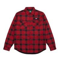 Canadian Shirt Red & Black Plaid